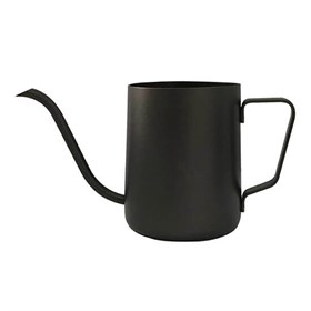 Barista Mini Kettle, Siyah, 600 ml